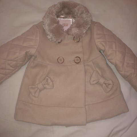 7ae2550c3d1e Gorgeous baby girls ted baker coat size 9-12months. Bought 1 - Depop