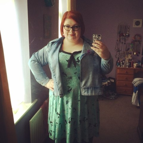 e089c1124825 @misskathryn84. 3 years ago. South Shields, Tyne and Wear, UK. Selling this Torrid  Little Mermaid dress ...