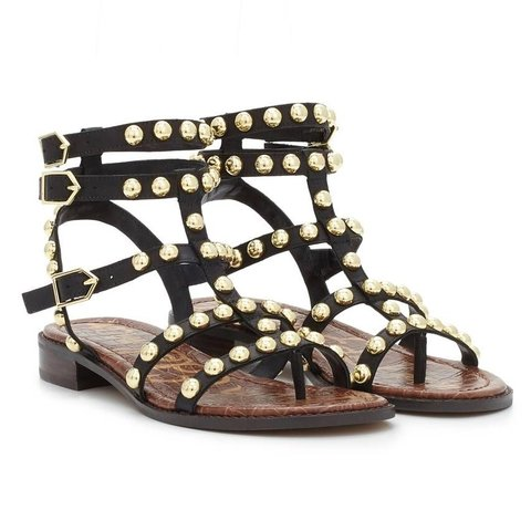 c6e7c7dc8f85 Authentic Sam Edelman sandals sam edelman eavan gladiator a - Depop