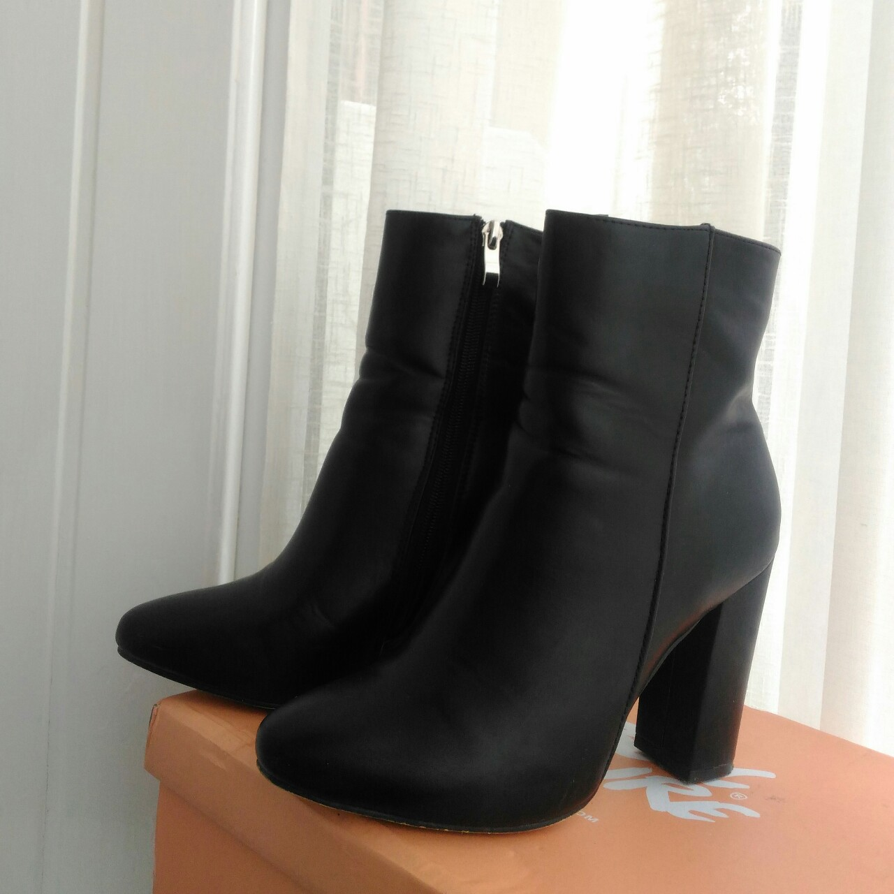 Public Desire Presley Ankle Boots in