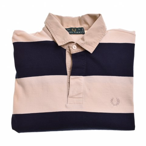 7822f463 @messinahembry. yesterday. Ipswich, United Kingdom. Fred Perry Mens Polo  shirt Long Sleeves ...