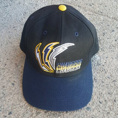 cd9014c48 @vtgla. 2 months ago. Los Angeles, United States. 🏈 Pro Player Vintage San  Diego Chargers SnapBack Hat