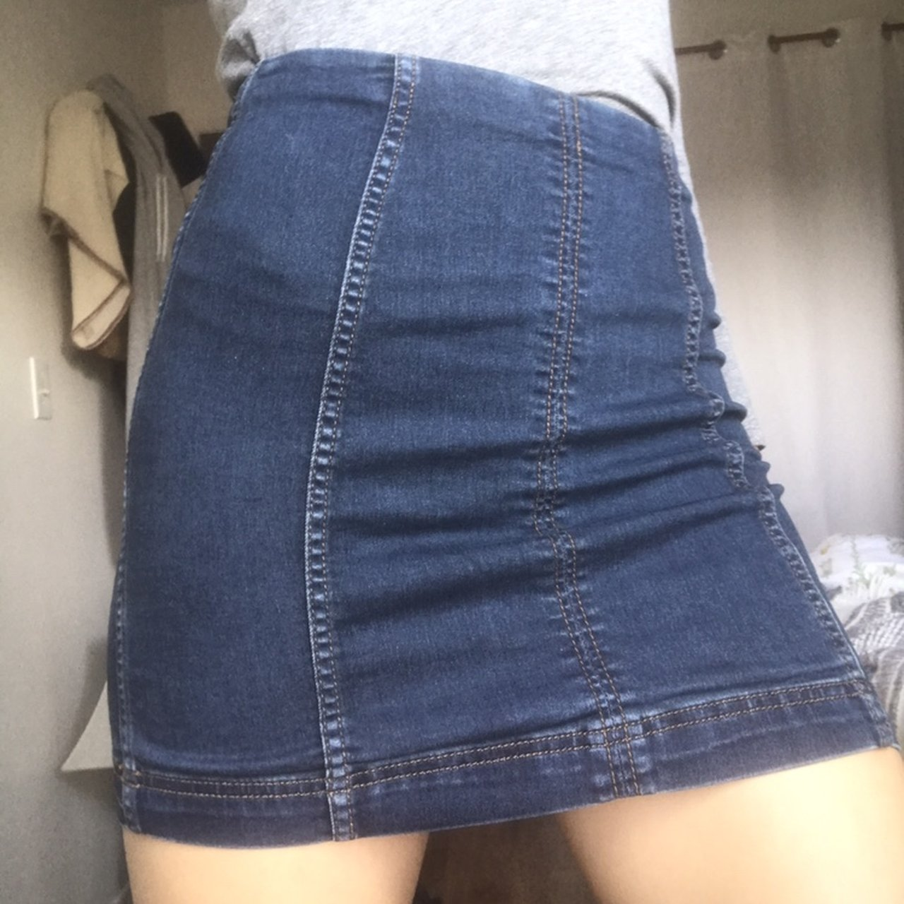 825814a013 Denim Skirts Made From Jeans – DACC