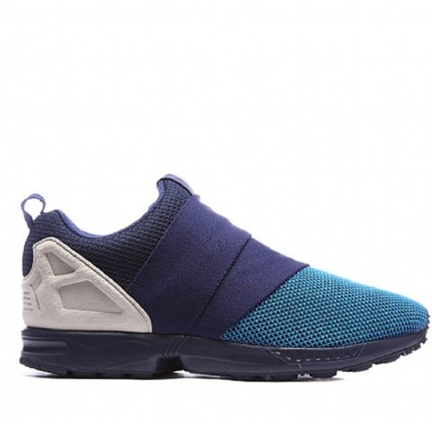 7bc1b406e2466 Adidas Originals ZX Flux Slip On Trainers. Sizes 7 - Depop