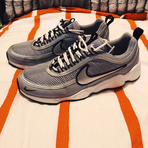 b2c4aa1e9743 Nike Air Zoom Spiridon Size UK 5 Brand new only worn twice - Depop