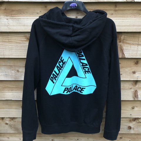 45902d0258da ➖Palace OG iced out Tri Ferg hoodie ➖Very rare hard to find - Depop