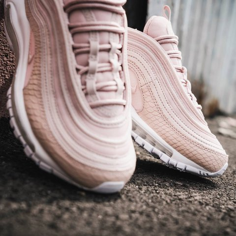 c4cbe08baff9 Selling Nike Air Max 97 SILT RED PRM in size 7. Hardly worn