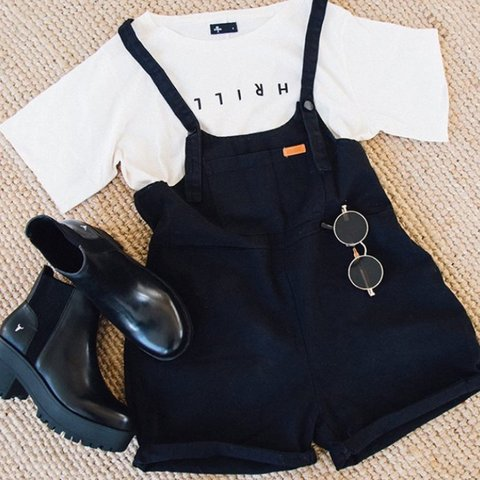 c5ff1bd9b9a5  30 incl postage💥💥 PRINCESS POLLY OVERALLS Worn once maybe - Depop