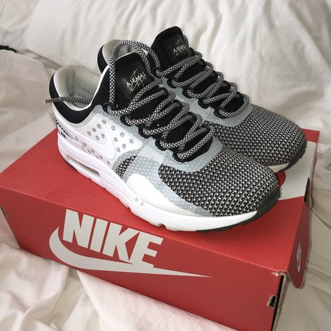 new product 4f26a 02af1 @jameskumagai. 6 months ago. Leicester, United Kingdom. Nike Air Max Zero  Essential 2016. UK 8, fits true to size