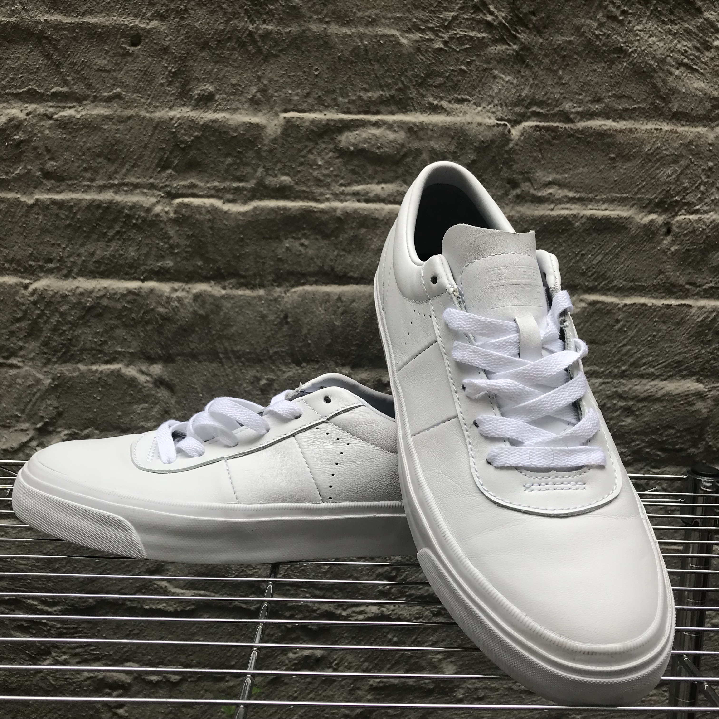 Converse (Cons) One Star CC Pro Ox in coke white Depop