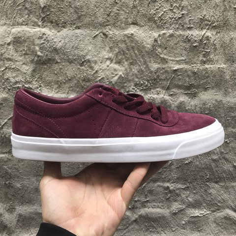 9be8c852630 Converse (Cons) One Star CC Pro Ox in Deep Bordeaux suede a - Depop
