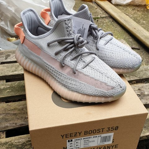 bed376994fe Very Limited Europe exclusive Adidas Yeezy Boost 350 V2   to - Depop