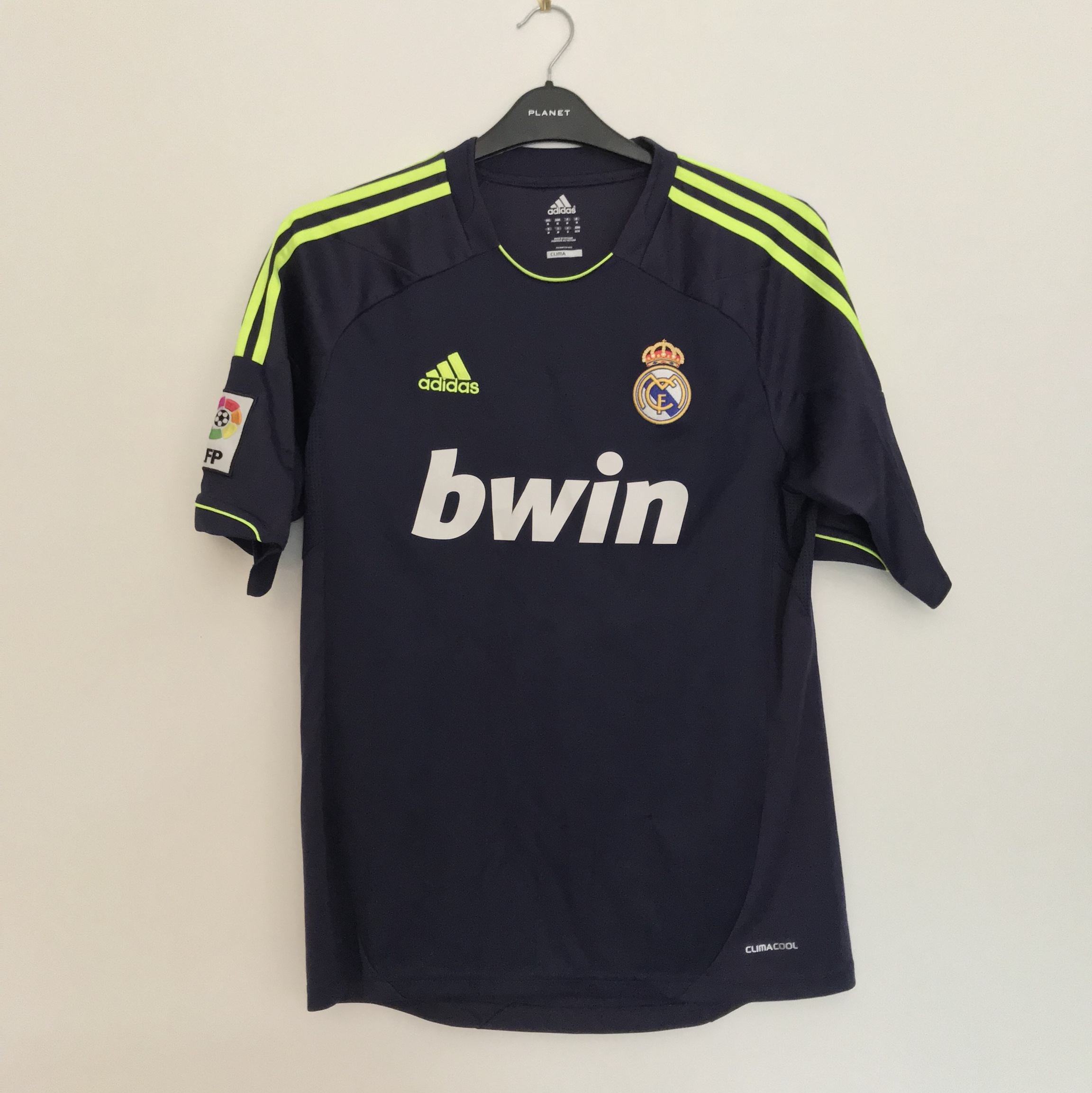 low priced 61f53 d28c8 FOOTBALL JERSEY / REAL MADRID 2013/14 AWAY KIT in ...