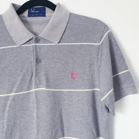 435b2391 @hutchys. in 12 hours. United Kingdom, GB. Men's Fred Perry polo top. Size  small
