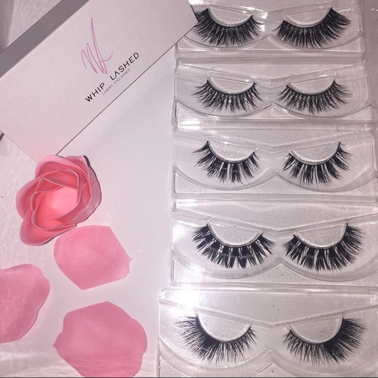 9f770a74b41 PM ME FOR ORDERS AND DETAILS! Brand New MINK Lashes. offers - Depop