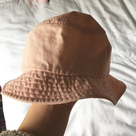 4d98dd90d5375 Brand new baby pink bucket hat from BDG at urban outfitters! - Depop