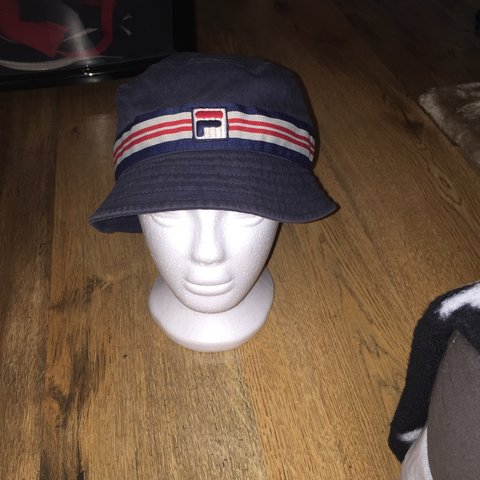 db0c1ee61be Fila bucket hat worn twice bought for £30