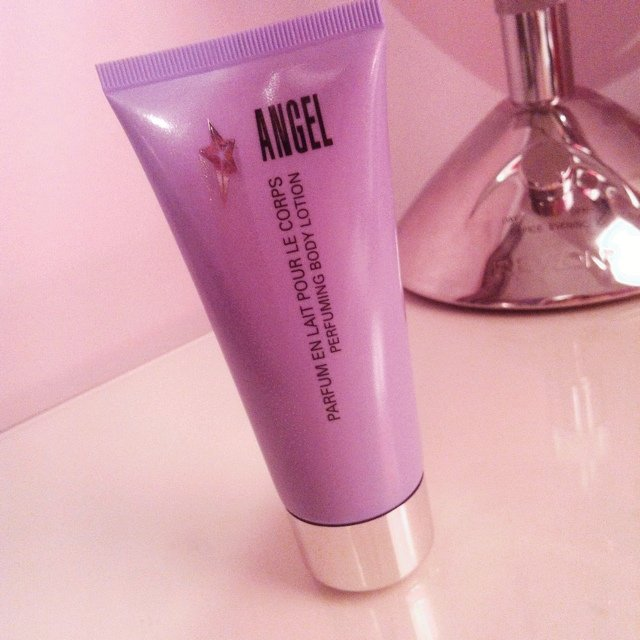 Angel Perfuming Body Lotion This Has Being Used A Couple Of Depop