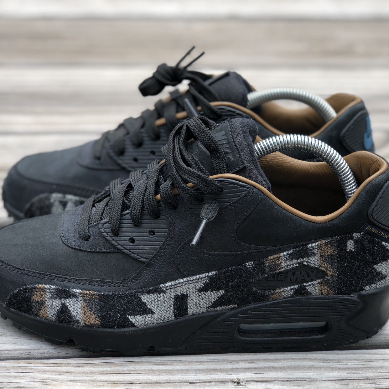 Brand New Nike Air Max 90 Pendleton QS. These shoes