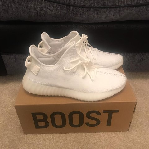 afe7dd92d ADIDAS YEEZY BOOST 350 V2 TRIPLE WHITE - BRAND NEW
