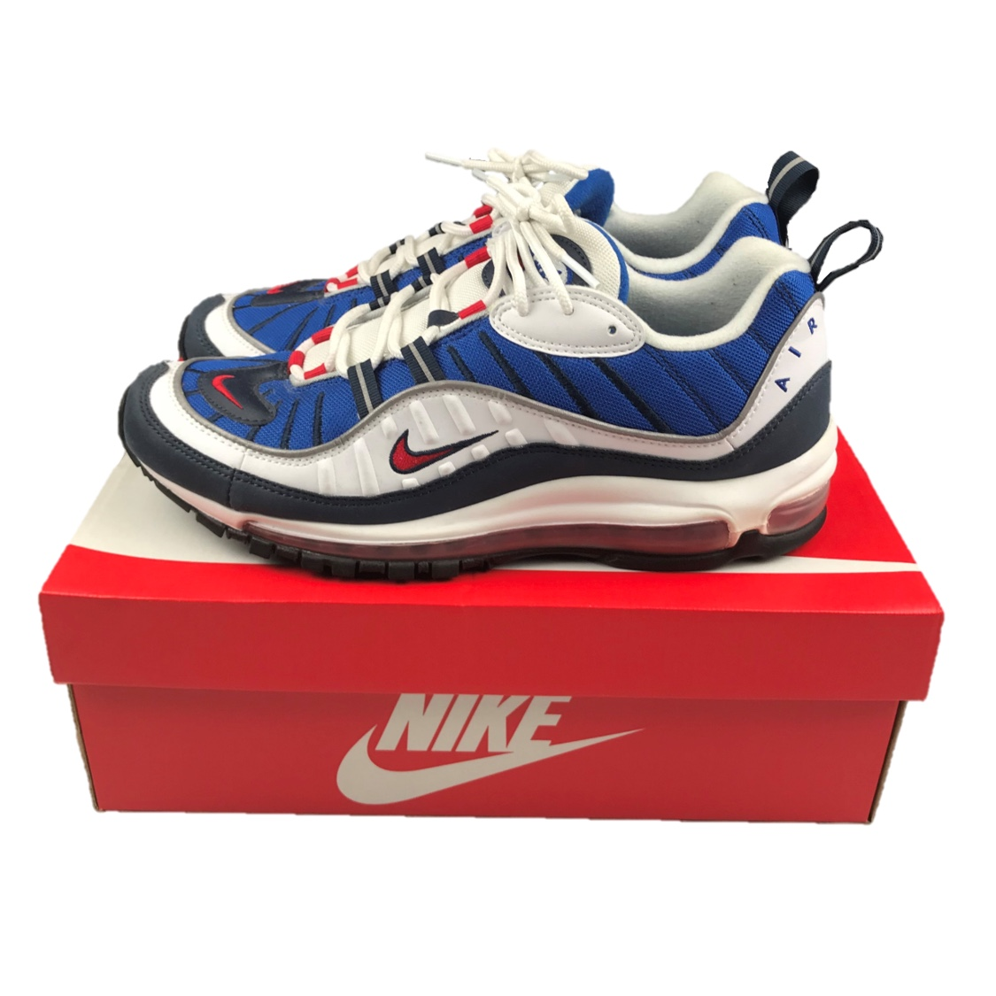 Nike Air Max 98 Gundams Comes With Original Depop