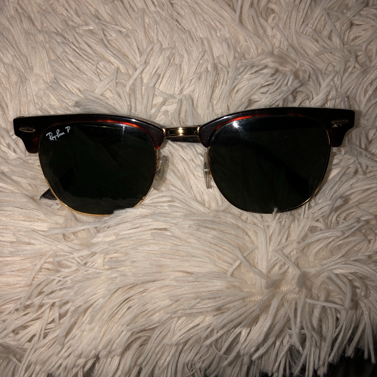 7c57b5587 angelaa_mc. Tempe, United States. Ray Ban Clubmaster polarized ...