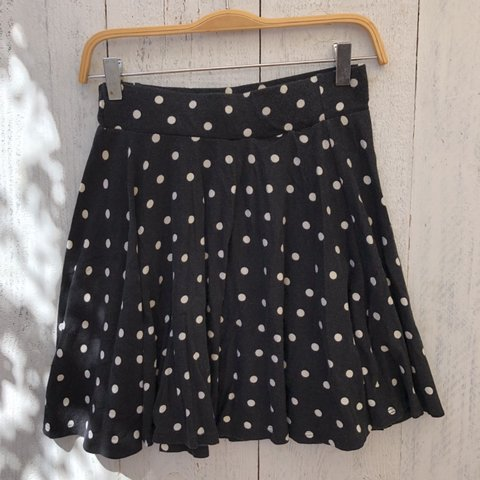 c33405f661 Urban Outfitters brand Pins and Needles flowy skater skirt - Depop