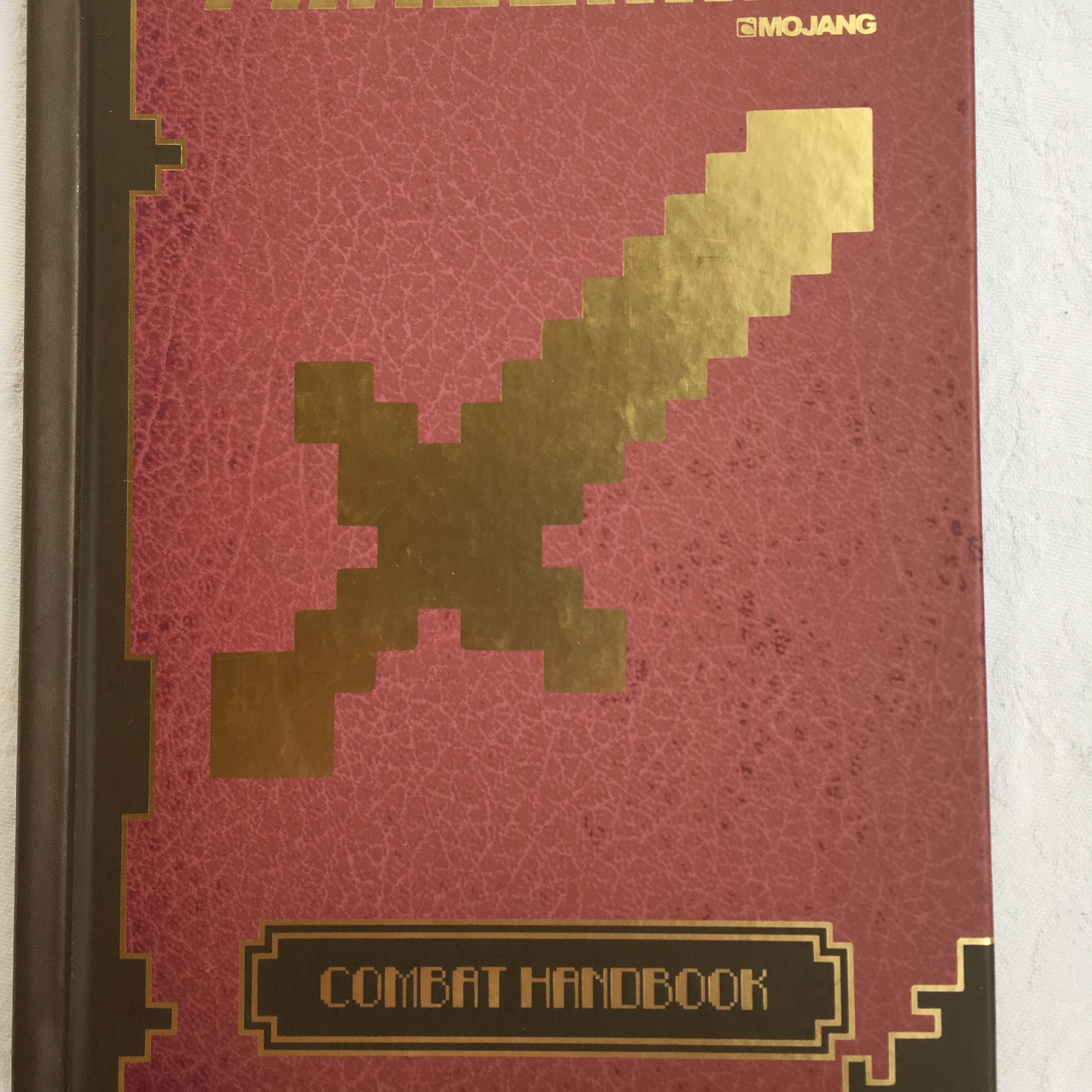 Minecraft Combat Handbook  Completely new and shows