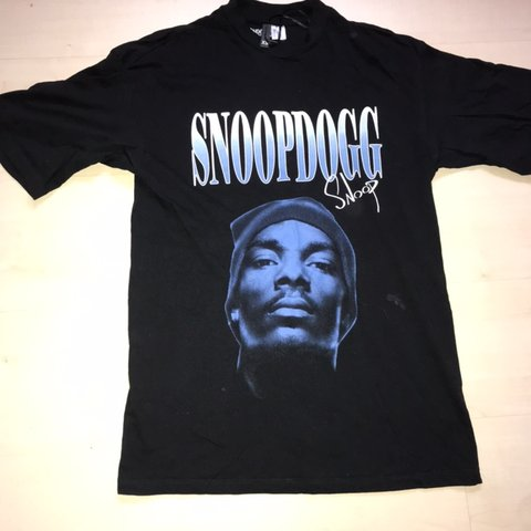 065b8af82b9 Snoop Dogg print T Shirt Dress. Excellent condition. From a - Depop