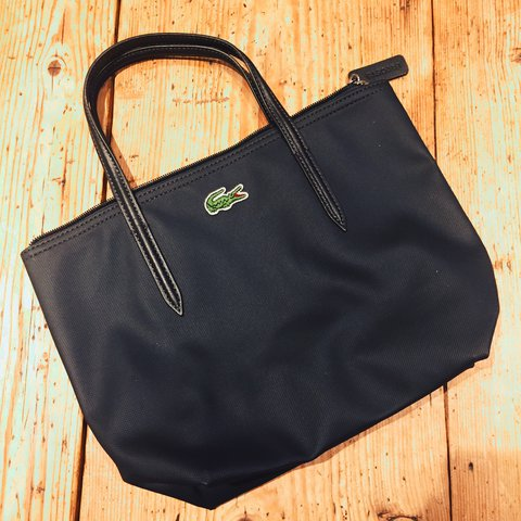 e31dfbfc1ff LACOSTE Small Tote bag, RRP £70, BRAND NEW, never used, 100% - Depop