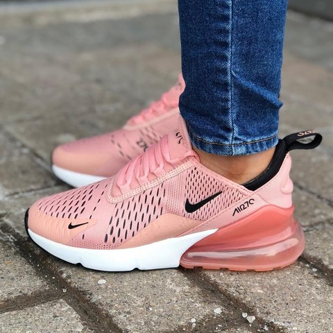 1a82678fbfc6 Nike Air Max 270 Coral Stardust AH6789 600 Brand new in the - Depop