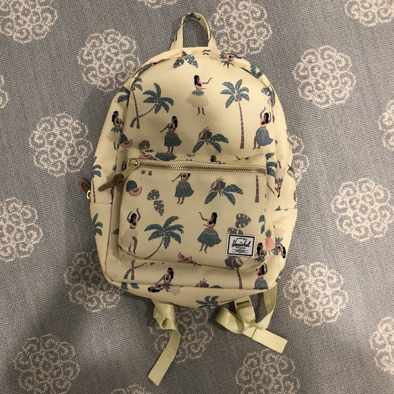 2479b458e7e1 ⚡ HERSCHEL SUPPLY CO. BACKPACK   ⚡ MINI BACKPACK WITH - Depop