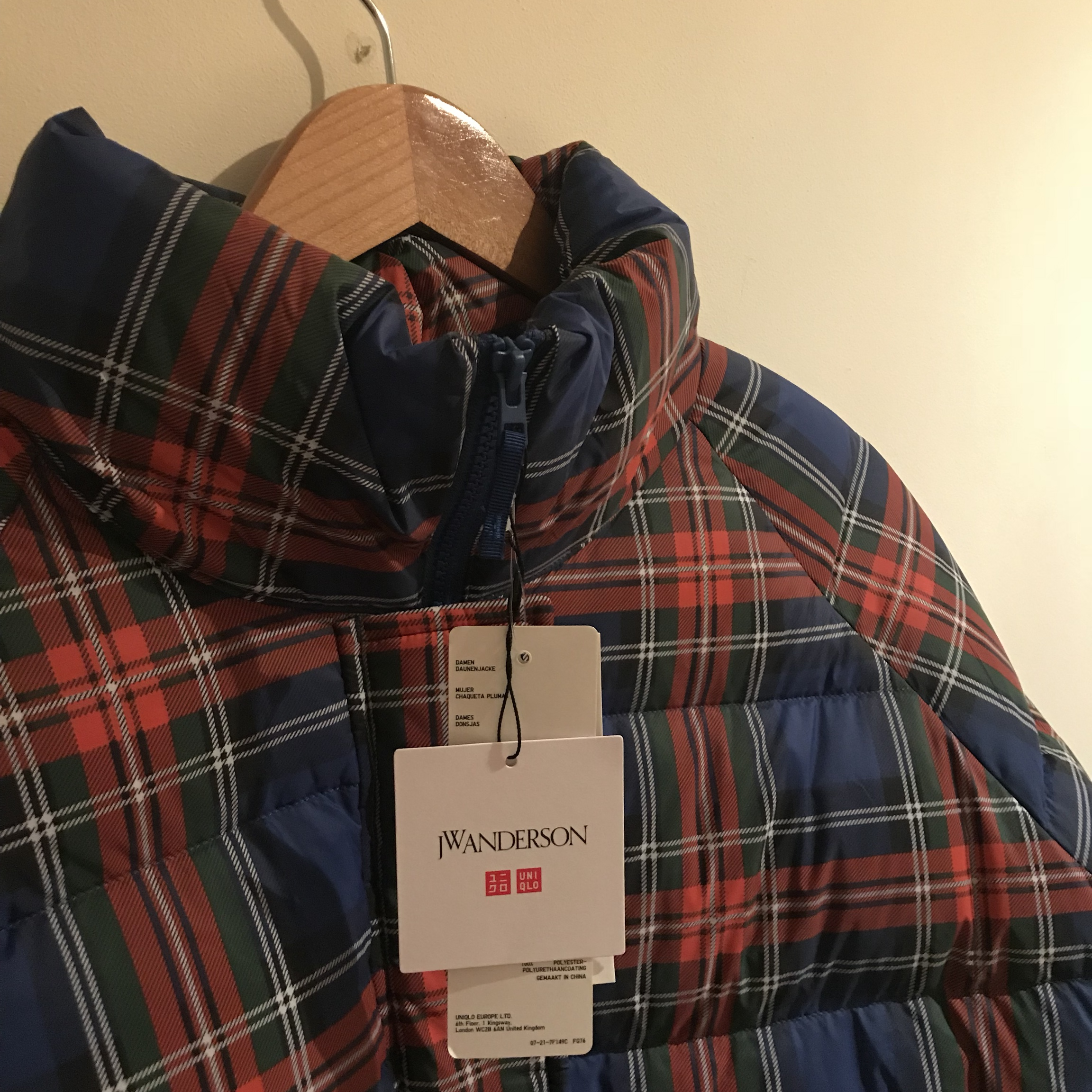 I down UNIQLO J ANDERSON have another Here W light X K1clFJ