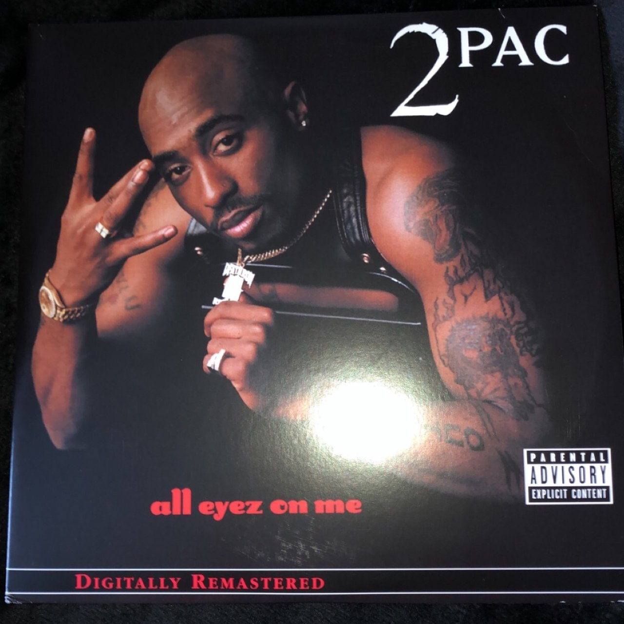 2pac all eyez on me remastered
