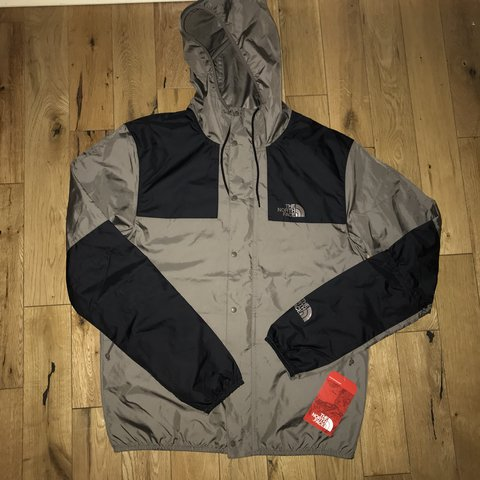 937c2e60 North Face wind breaker BRAND NEW with tags. *Ignore* cp - Depop