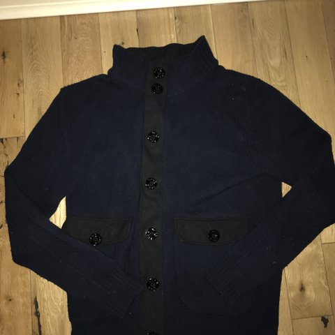 c46f3d5f Luke 1977 buttoned jumper *Ignore* adidas nike ralph tommy - Depop