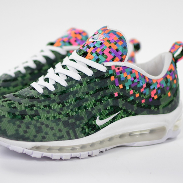 Nike Air Max 97 Jacquard Rio TZ DS and og all Size Depop