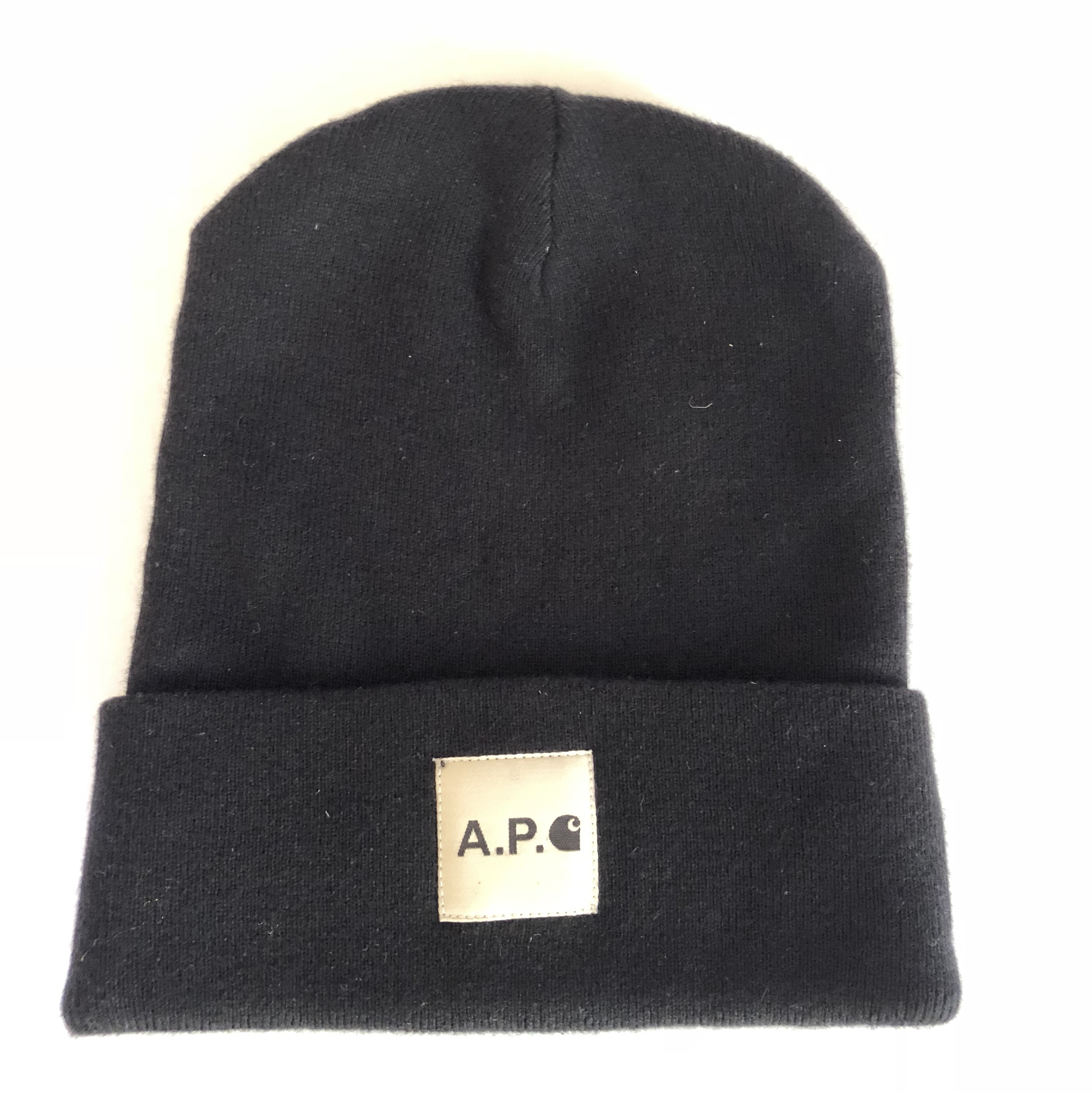low cost nice cheap promo codes A.P.C. X Carhartt Bonnet Beanie From the AW13... - Depop
