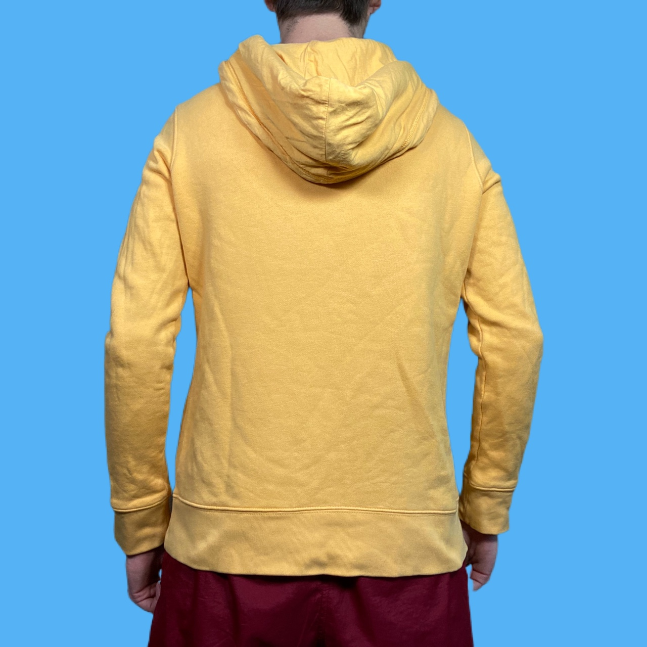 • light pale yellow ADIDAS TREFOIL big logo spell
