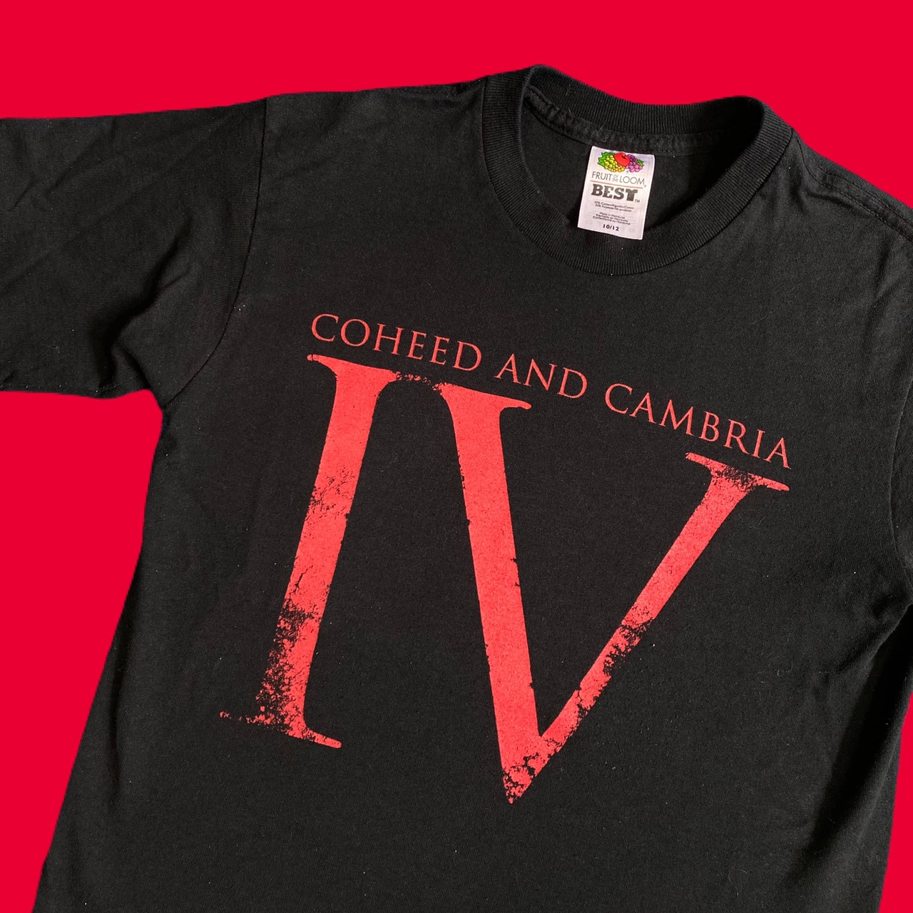 • *KIDS / YOUTH* y2k vintage COHEED AND CAMBRIA