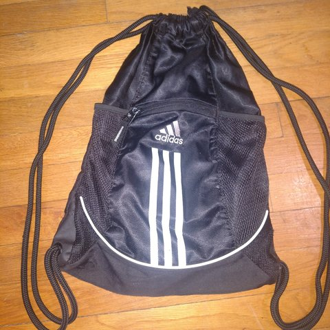 91c9cce8a5 @cambreexkenyon. 3 months ago. New York, US. Used Adidas Drawstring Bag