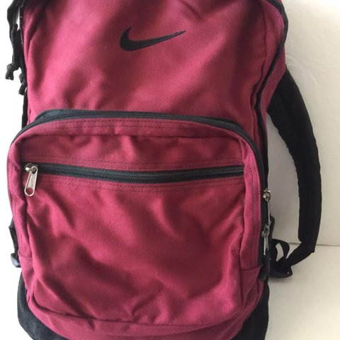 🔥🔥🔥 99 Free Shipping!🔥🔥🔥 Vintage Nike Red Maroon the - Depop 42f9d532c1702