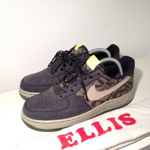 f7bbebd7450799 Nike Air Force 1  Liberty Exclusive  very rare