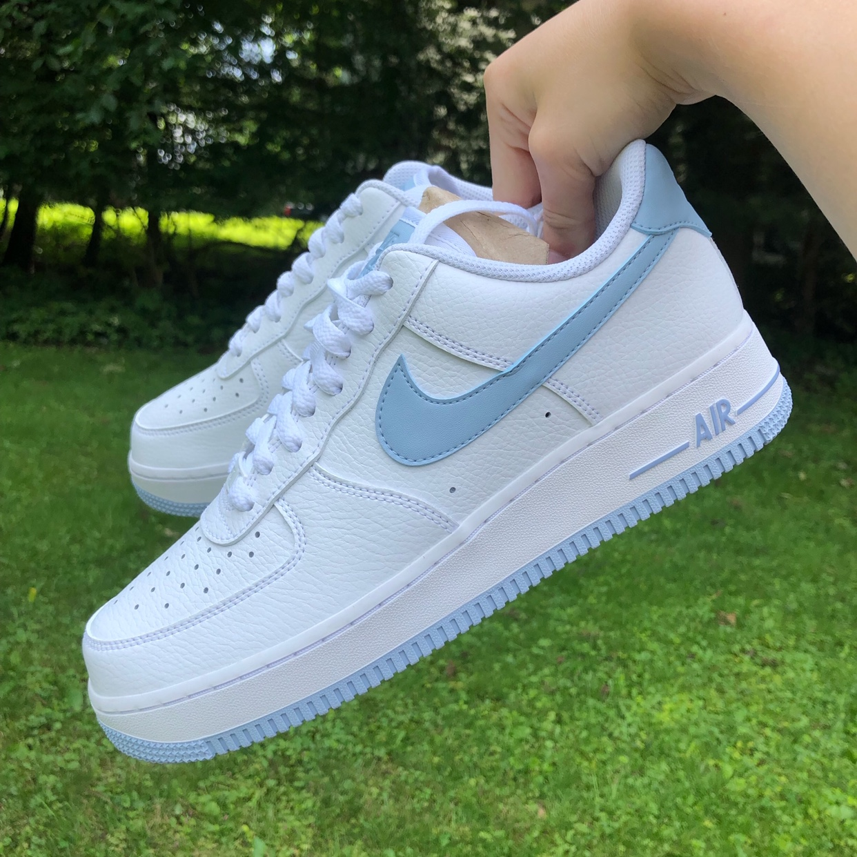 Women's Air Force 1 Low White/Light
