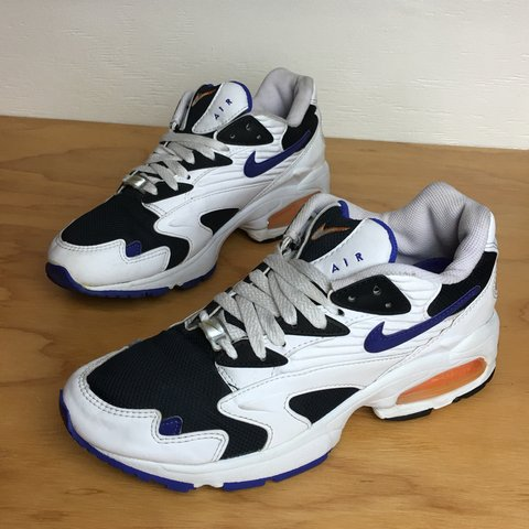 buy popular 0b2e7 1f88c  chrishagervintage. 10 months ago. Capitola, United States. Vintage 1996 OG NIKE  Air Max Light