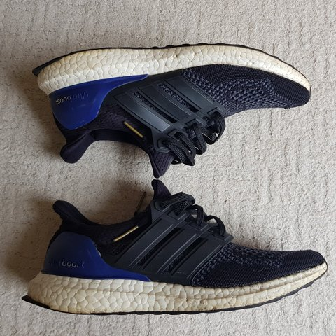 0e1922cbce0 Adidas Ultra Boost OG UK 7 Clearing out my shoe collection I - Depop