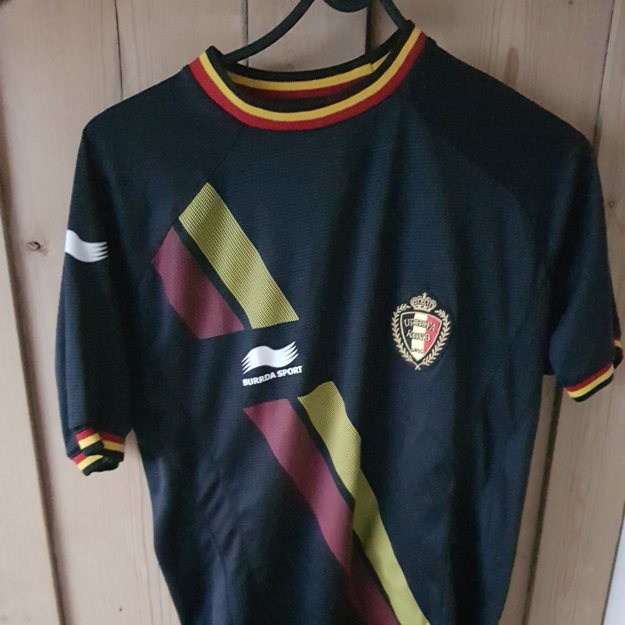 huge discount 0955a 60089 Retro 2014 Belgium world cup kit. 10/10 condition - Depop