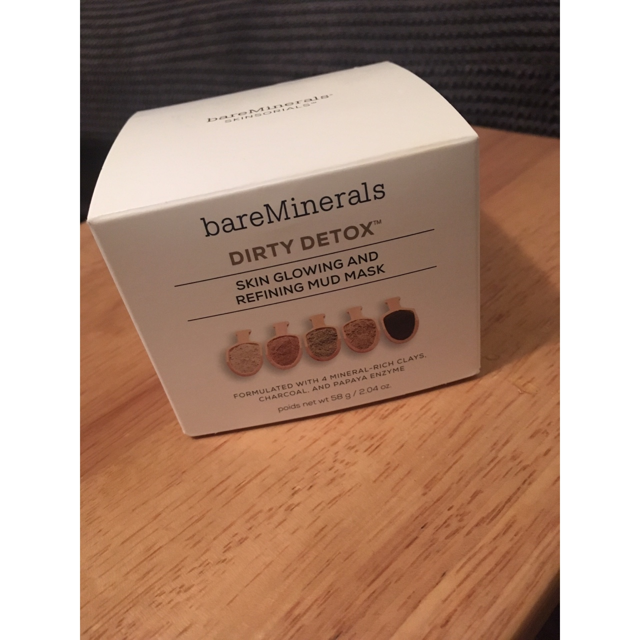 Dirty Detox Skin Glowing & Refining Mud Mask by bareMinerals #7