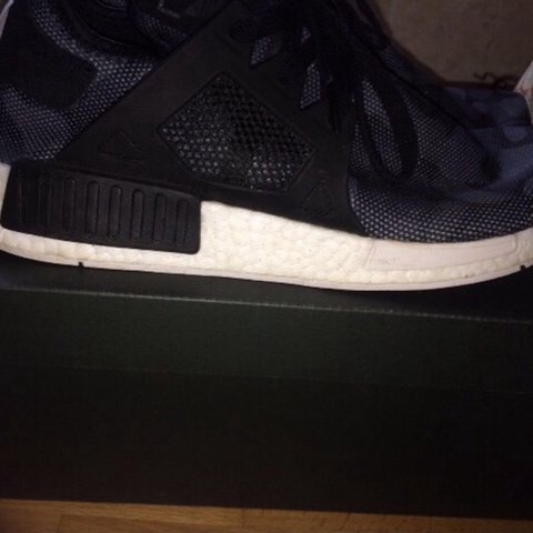 169a8d999 Nmd xr1 camo Basically new they are too small and I couldn t - Depop