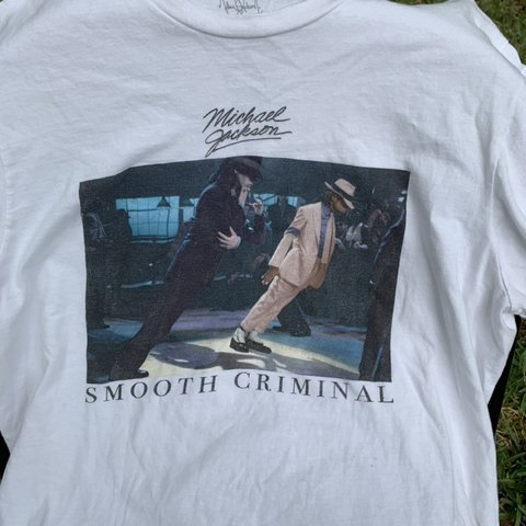 aa7db928fd23 @keneer. 7 days ago. Jacksonville, United States. Michael Jackson Smooth  Criminal T-Shirt